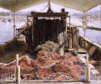 三上 洋子「吉和漁港」