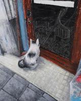 西原叶望「猫と面影」