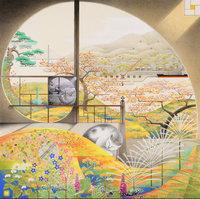 小川 公久「Composition<坐・尾道>」